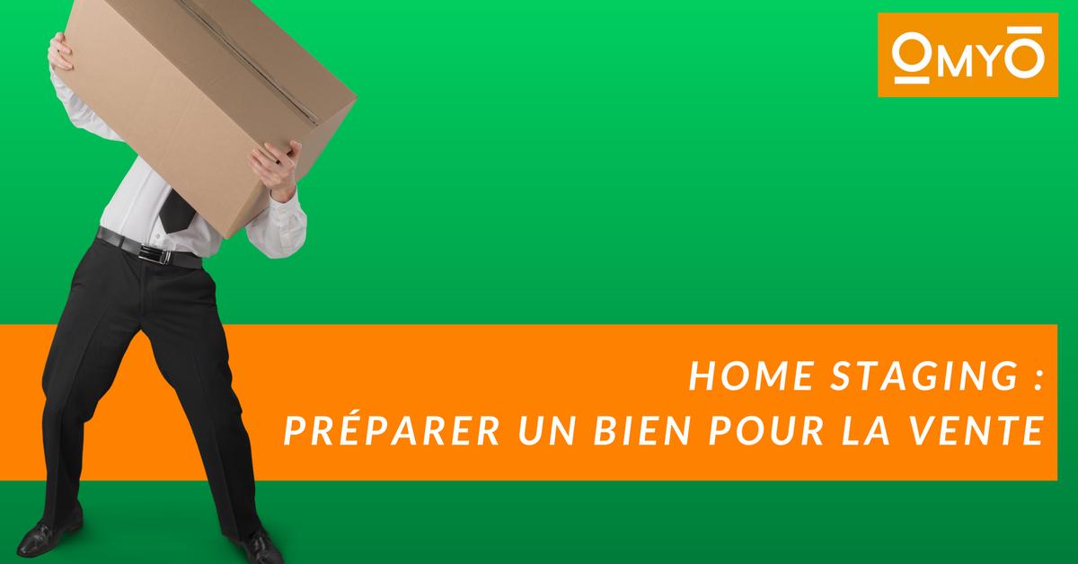 Home Staging : préparer un bien pour la vente