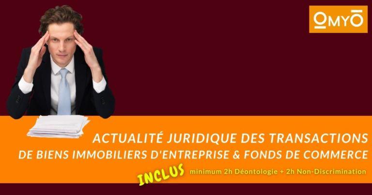 AJ Transaction Immo d'entreprise & Fonds de commerce