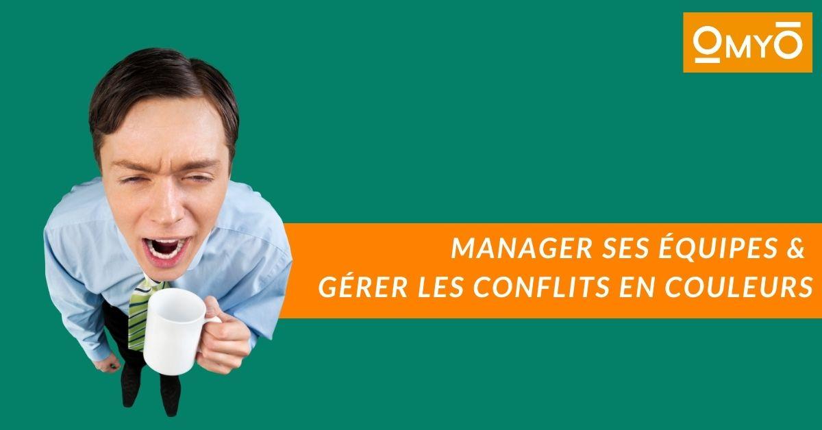 Manager et gérer les conflits en couleurs