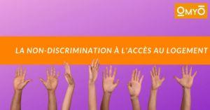 La non discrimination à l'accès au logement