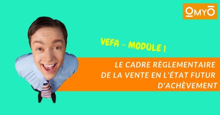 VEFA module 1